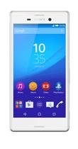 Téléphone Sony Xperia M4 Aqua blanc Comme neuf
