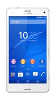 Téléphone Sony Z3 Compact Blanc Comme neuf