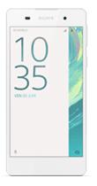 Téléphone Sony Xperia E5 Blanc
