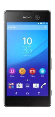 Téléphone Sony Xperia M5 noir Comme neuf