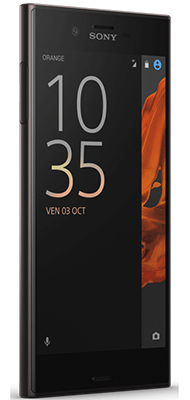 Téléphone Sony Xperia XZ Noir Comme neuf