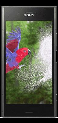 Téléphone Sony Xperia XZ1 Noir