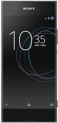 Téléphone Sony Xperia XA1 Noir Comme Neuf