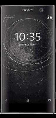 Téléphone Sony Xperia XA2 Noir