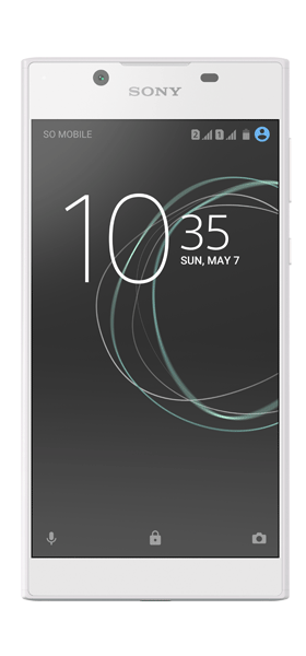 Téléphone Sony XPERIA L1 BLANC Comme Neuf