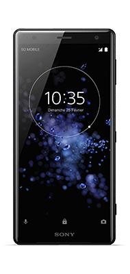 Téléphone Sony Sony XPERIA XZ2 NOIR Bon état