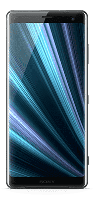 Téléphone Sony Xperia XZ3 Noir DS