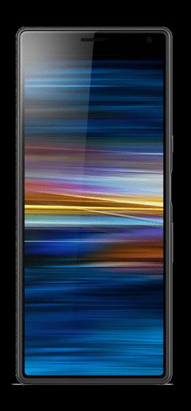Téléphone Sony XPERIA 10 Noir DS