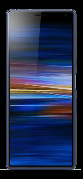 Téléphone Sony XPERIA 10 BLEU Nuit DS