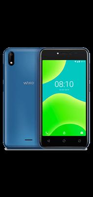 Téléphone Wiko Y50 Blue
