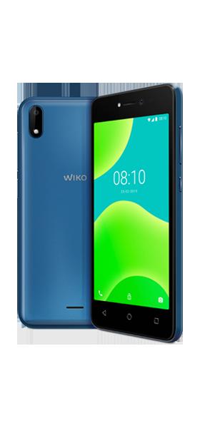 Téléphone Wiko Wiko Y50 Blue