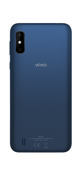 Téléphone Wiko Wiko Y81 Bleu