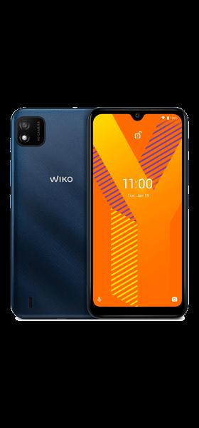 Téléphone Wiko Wiko Y62 Dark blue