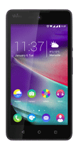 T�l�phone Wiko Rainbow Lite 4G bleen Comme neuf