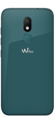 Téléphone Wiko WIM Lite Bleen foncé