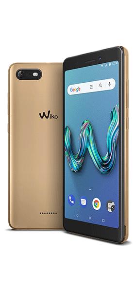 Téléphone Wiko Tommy 3 Gold DS