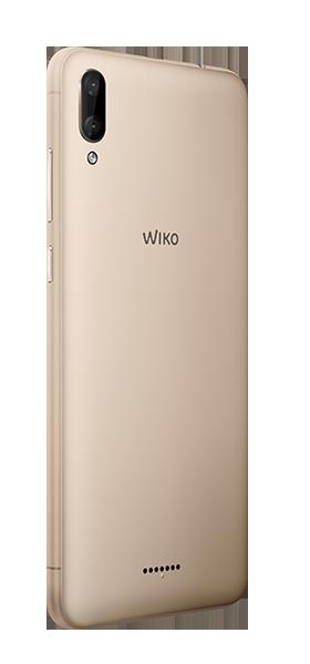 Téléphone Wiko Y80 Or DS