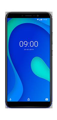 Téléphone Wiko Wiko Y80 Bleu Nuit DS