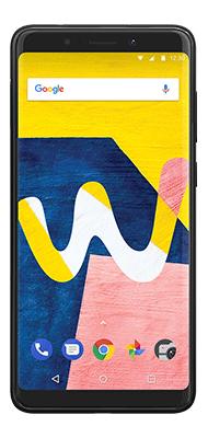 Téléphone Wiko View 3 Lite Night Blue DS