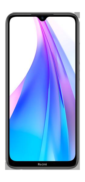 Téléphone Xiaomi Redmi Note 8T 64go Gris