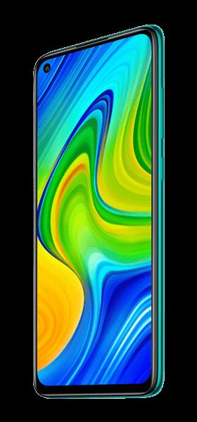Téléphone Xiaomi Xiaomi Redmi Note 9 Vert