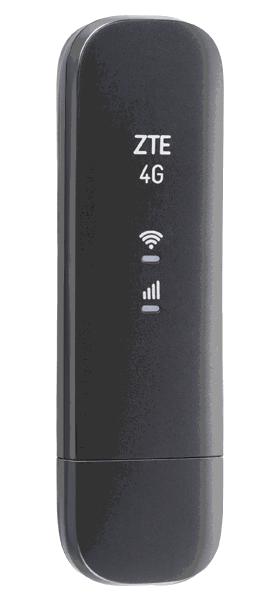 Téléphone ZTE Routeur Wifi MF 79 noir
