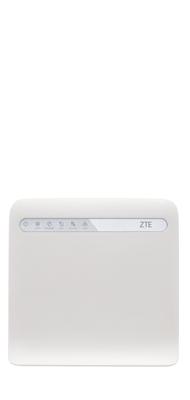 Téléphone ZTE MF253V Blanc
